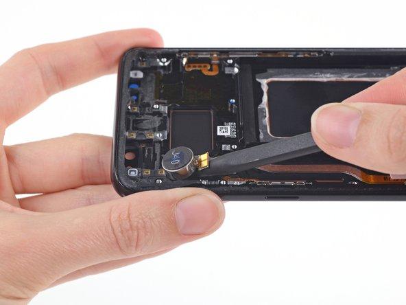 更换Samsung Galaxy S8上的震动马达