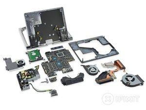 Microsoft Surface Studio Teardown
