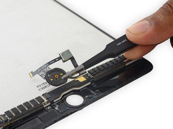 Sostituzione gruppo tasto Home iPad Mini 4 LTE
