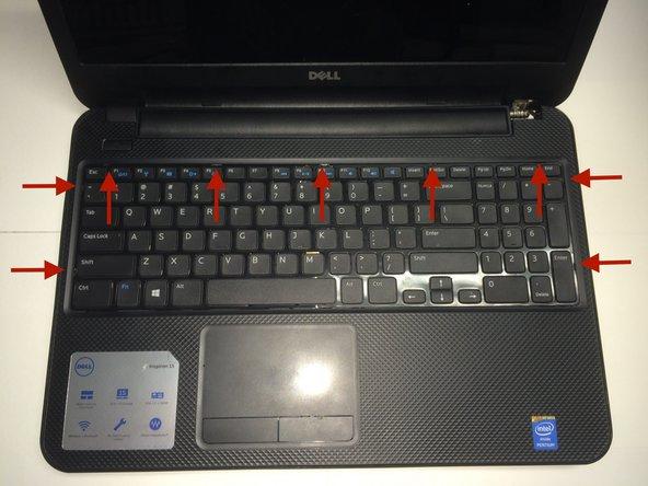 Flip laptop right side up