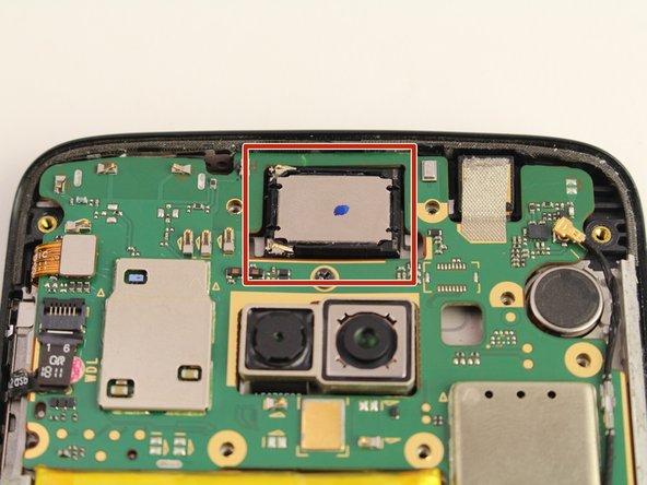 Motorola Moto G6 Speaker Replacement
