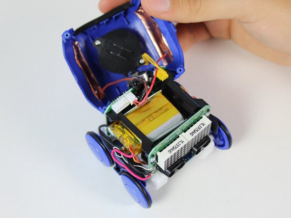 Spin Master Boxer Robot Battery Replacement