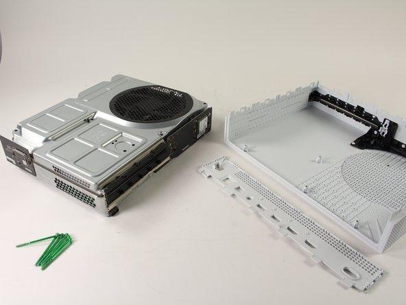 Xbox One S ケースの交換