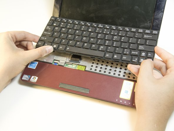 Asus Eee PC 1005PEB Keyboard Replacement