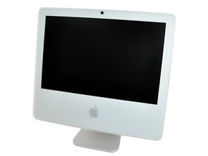 "iMac Intel 17"""