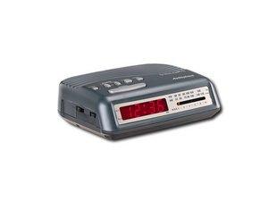 Audiophase Dual-Alarm Clock Radio Repair