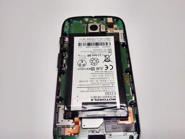 Motorola Moto G 1st Generation Battery Replacement