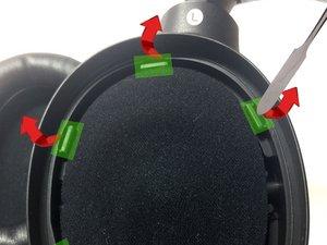 Smontaggio cuffie con cancellazione del rumore Sony MDR-1000X