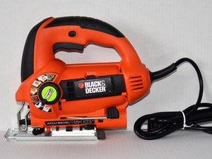 Black and Decker JS660 Repair
