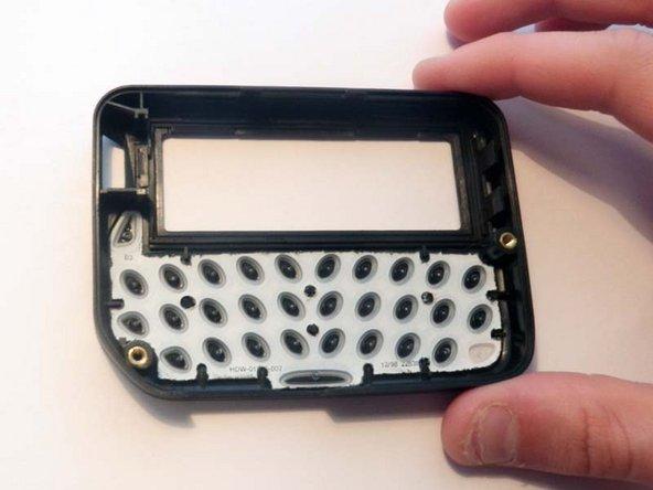 BlackBerry R900M Keypad Replacement
