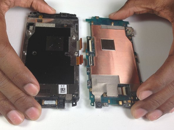 HTC Thunderbolt LCD/Screen Replacement