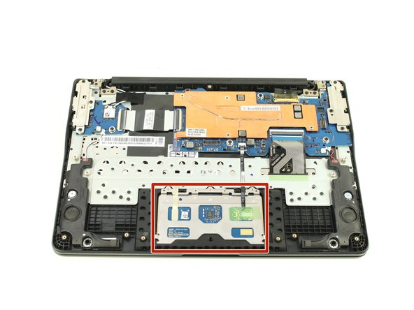 Samsung Chromebook 3 Trackpad Replacement