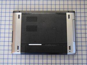 Dell Vostro 3560 Back Panel Removal