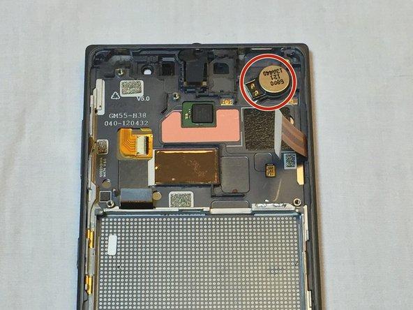 Nokia Lumia 830 Vibrator Replacement