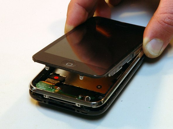 For comparison, here's a link to last-year's iPhone disassembly.