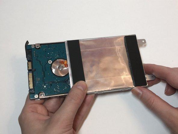Lenovo Flex 2-14 Hard Drive Replacement