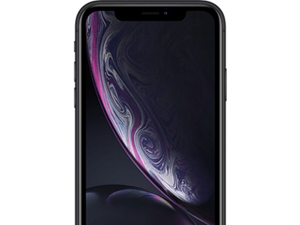 Neustart am iPhone XR erzwingen