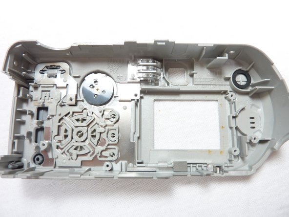 Sony Cyber-shot DSC-P52 Button Replacement