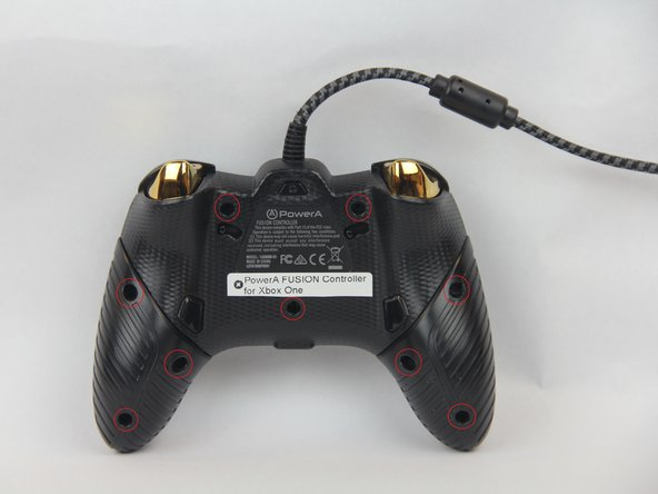 PowerA Fusion Controller For Xbox One Buttons Replacement