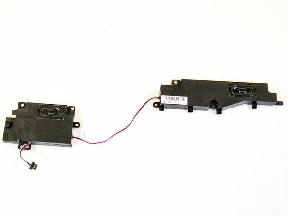 HP Pavilion 17-f127ds Speakers Replacement