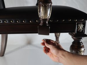 How to Fix a Chair Armrest