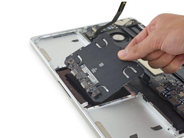 "MacBook Pro 13"" Retina Display Anfang 2015 Trackpad austauschen"