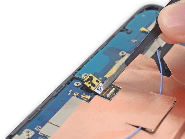 Nexus 9 Front Facing Camera Replacement