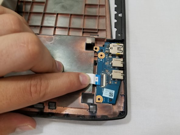Asus Rog GL55VW-DH71 USB port Replacement
