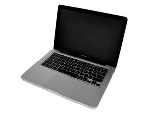 "MacBook Pro 13"" Unibody Late 2011"