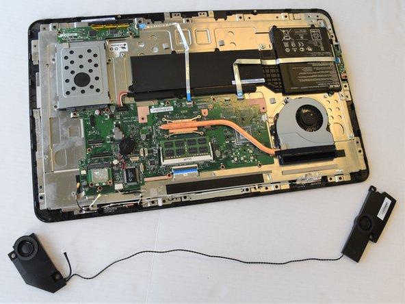 ASUS Portable AiO PT2001 Speaker Replacement