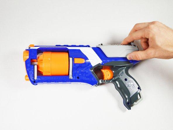 Nerf N-Strike Elite Strongarm Cocking Mechanisim Replacement