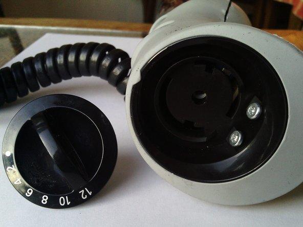 Démontage Mixeur Ergomixx (Bosch)