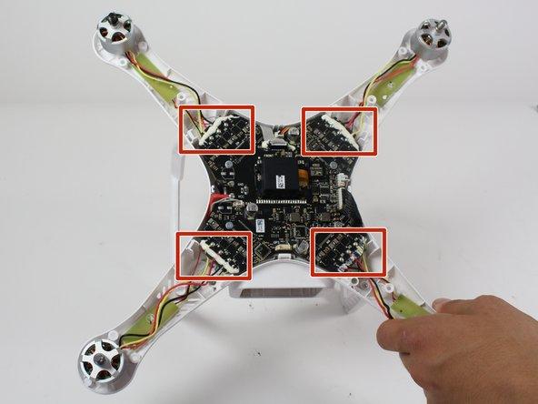 DJI Phantom 3 Advanced LED Replacement