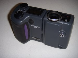 Nikon Coolpix 995 Repair