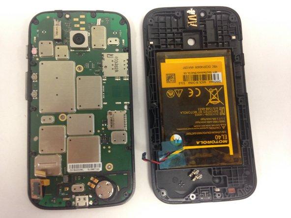 Motorola Moto E Motherboard Replacement