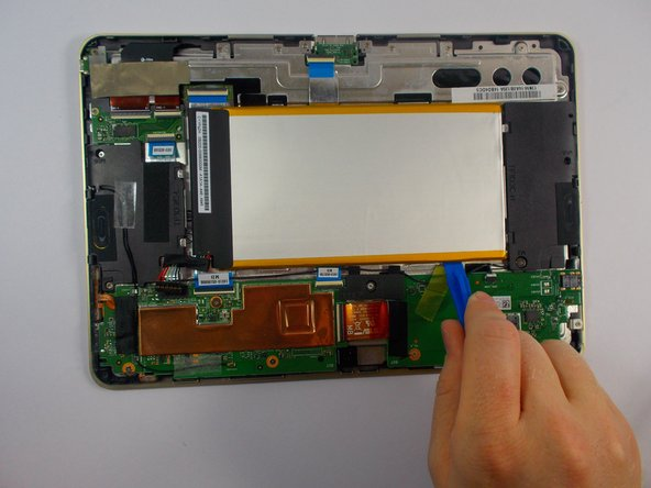 Asus Transformer Pad TF103C Battery Replacement