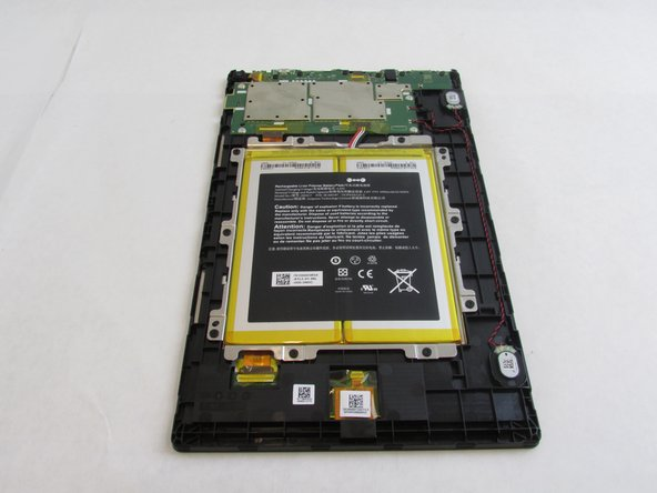 Kindle Fire HD 10 Battery Replacement