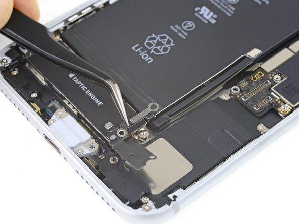 Cable flexible de la antena de diversidad inalámbrica del iPhone 8 Plus