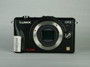 Panasonic Lumix DMC-GF2 Repair