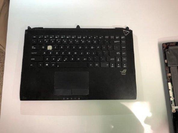ASUS ROG G46VW Keyboard Replacement