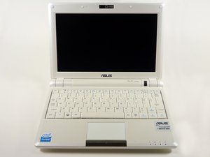 Asus Eee PC 900 Laptop Troubleshooting