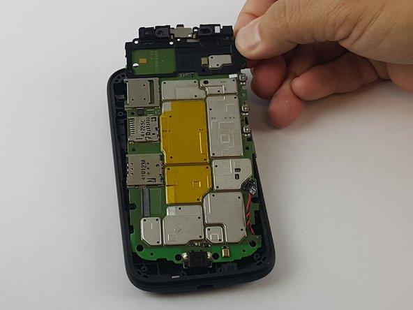 Remplacement de la carte mère du Motorola Moto E 2ème génération