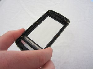 Front Case/Screen