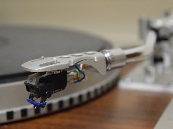 How to Replace a Turntable Cartridge, Stylus, and Headshell