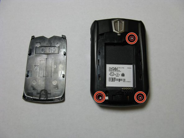 Make sure the back of the phone is facing upwards like the image on the left.