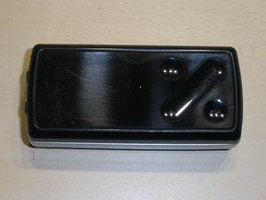 Cowon iAudio 7 8GB Teardown