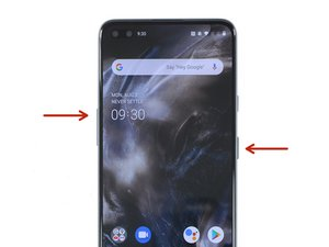 How to force restart the OnePlus Nord