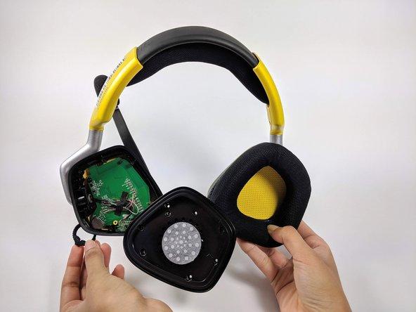 Corsair Void Pro RGB Volume Switch Replacement