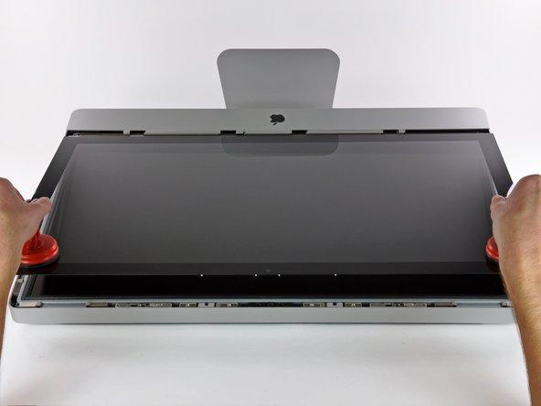 "iMac Intel 27"" EMC 2429 Glass Panel Replacement"