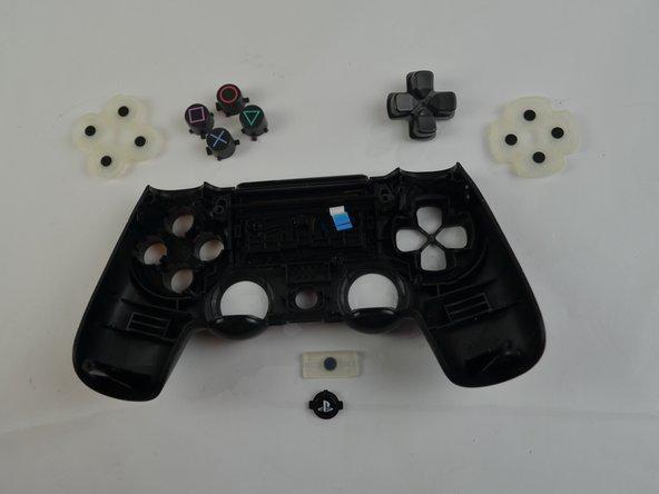 DualShock 4 CHU-ZCT2U Buttons Replacement